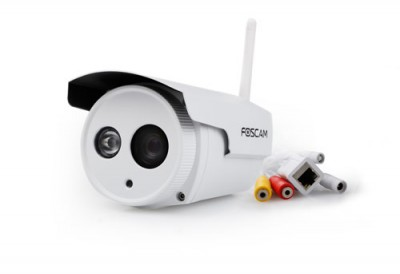 Foscam HD720P FI9803P Outdoor Wireless Night Vision