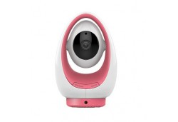 Foscam HD720P Fosbaby P1(Pink) Wireless Night Vision
