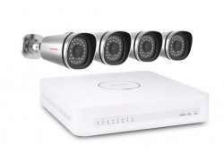 Foscam FN7108E-B4-2T 1080P PoE security system